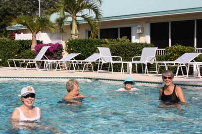 Pool at Club Duck Key