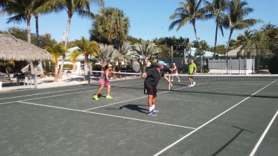 Tennis at Club Duck Key